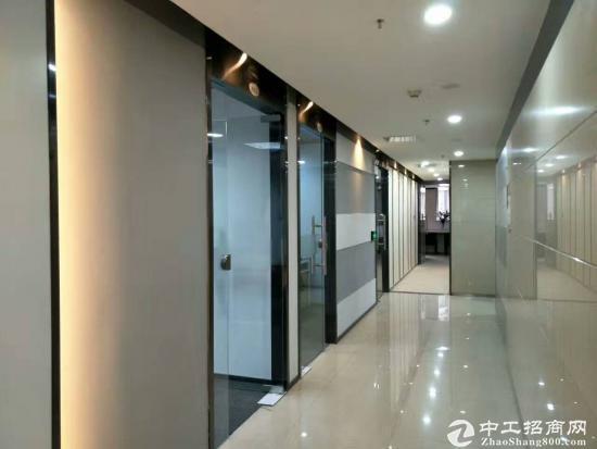 香港中路76平办公室!精装出租!非中介