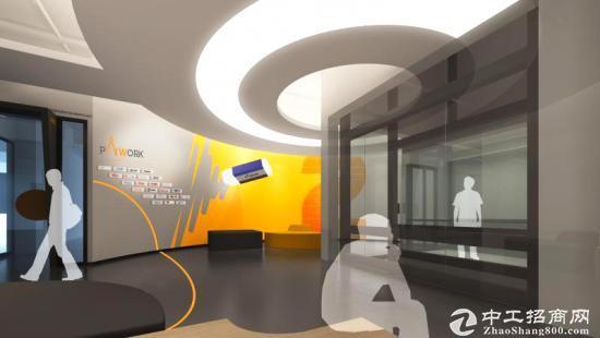 南山全新四楼商务办公室 338㎡优惠招租