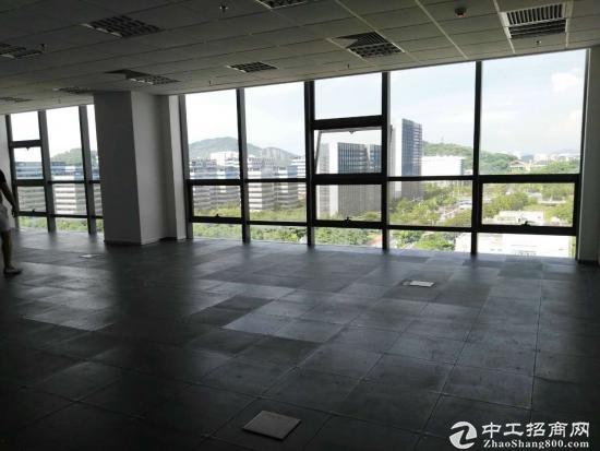 科学城绿地中央广场甲写字楼整层 1500方精装 可分租