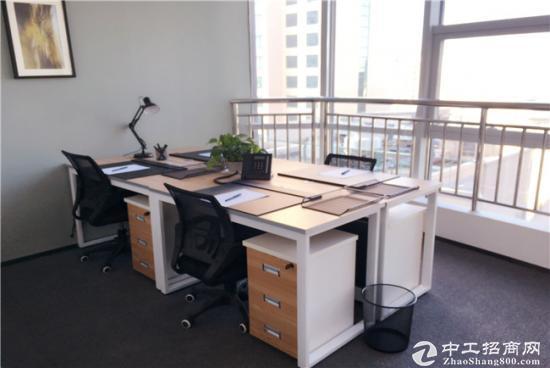 1至8人精装办公室出租全配套非中介