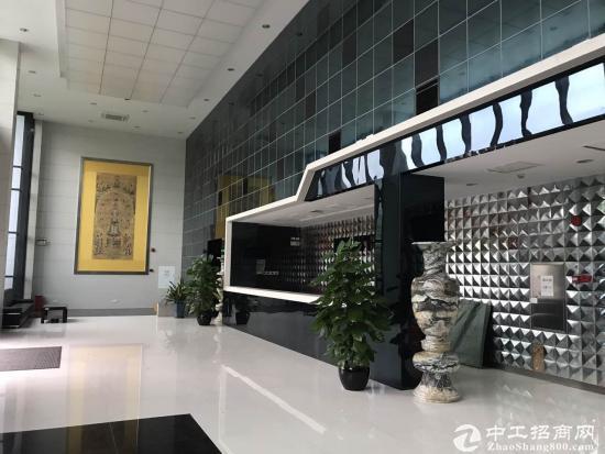 临地铁萝岗科学城10000方单层精装写字楼