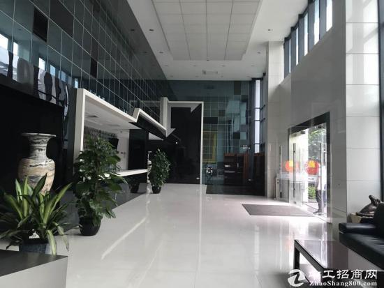 科学城10000方精装整层写字楼 带空调