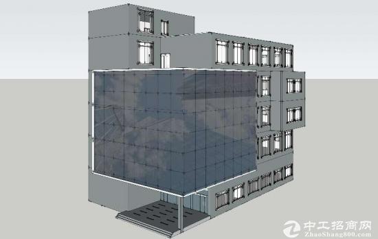 业主直招!金科路地铁站,800平米精装修办公室热租!