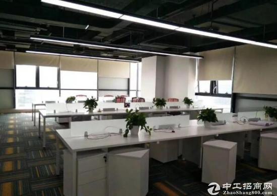 深圳湾科技生态园高端写字楼出租 性价比很高!