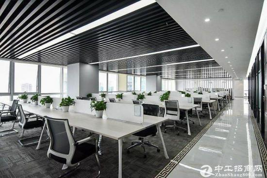 业主直租免押金!深圳湾科技生态园168平3地铁口