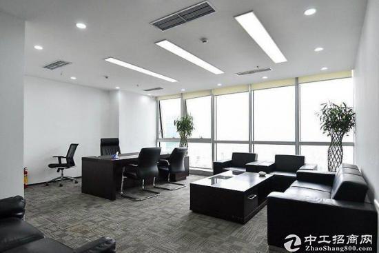 业主直租免押金!深圳湾科技生态园168平 3地铁口