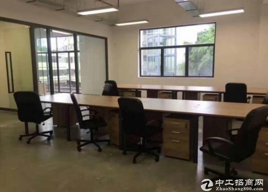 地铁口物业招租 西丽大沙河派工场全新办公室