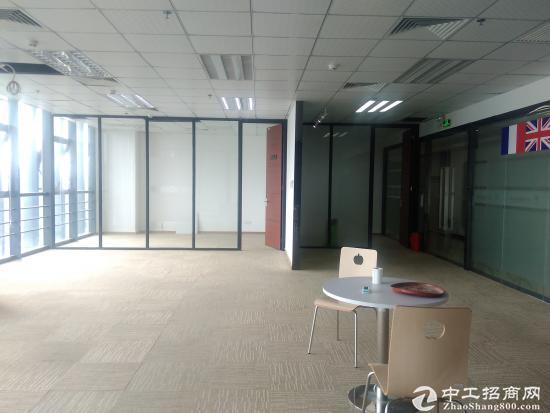 塘朗地铁口田寮大厦精装130平办公室直租