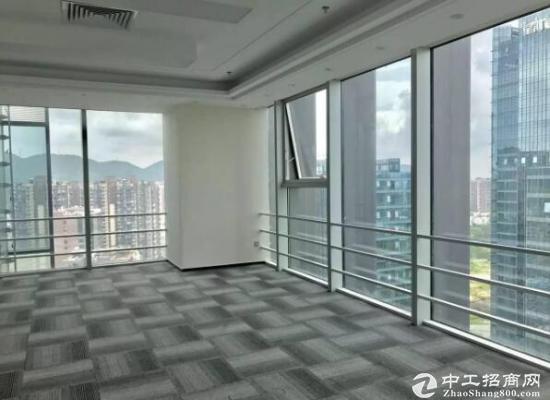 深圳双地铁口写字楼星河WORLD甲级精品全球招商