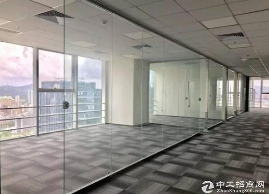 深圳双地铁口写字楼星河WORD全球招商