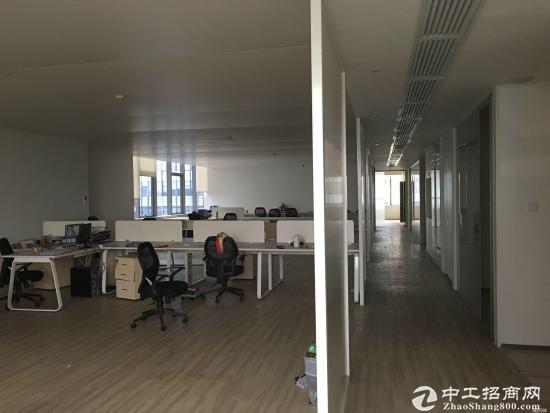 萝岗科学城1100方带装修纯写字楼仅租40元/平