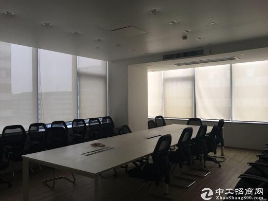 萝岗科学城1100方带装修纯写字楼 仅租40元/平