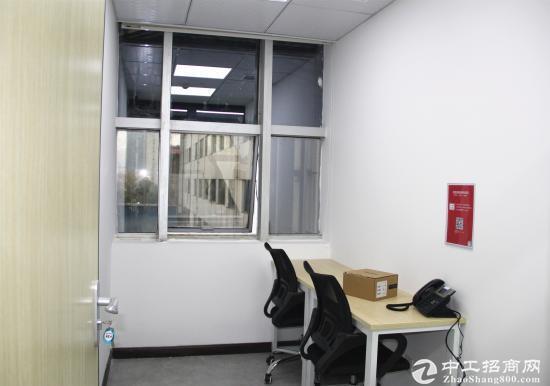 车公庙即租即用创客共享办公室地址挂靠租赁红本合同