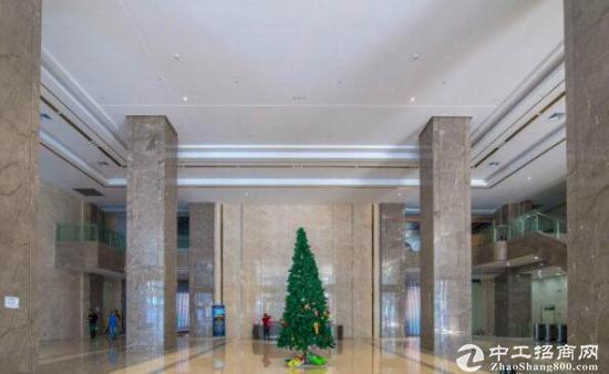 民治光浩国际中心263平高档办公室带家私个人转租