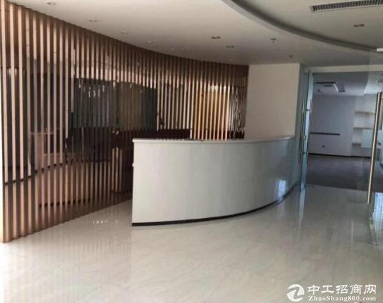 出租精装修光浩国际中心251平办公室