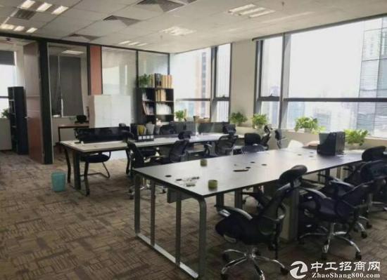 光浩国际,龙华中心,精装156平写字楼出租,品质好