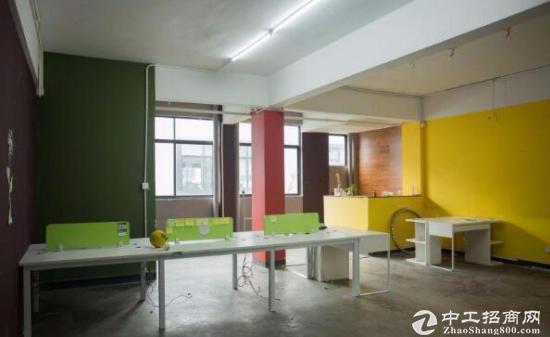 龙华特区1980文化创意产业园写字楼120平米急租