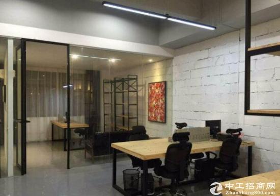 龙华特区1980文化创意产业园写字楼150平米急租