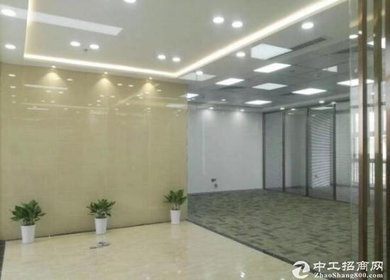 民治展滔科技大厦精装修写字楼130平出租