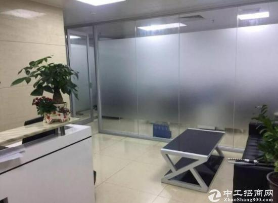 民治展滔科技大厦433平精装,带全套办公家私