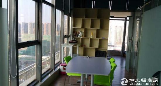 出租龙华深圳北站商务中心高档装写字楼