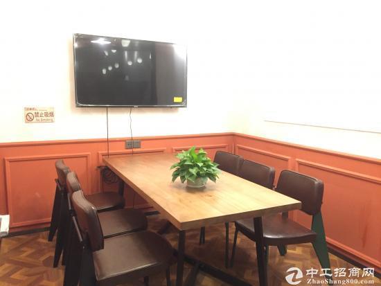 政府扶持市南孵化器创客基地1至8人办公室
