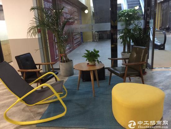 (可免租金)香港中路精装4~8人写字间出租