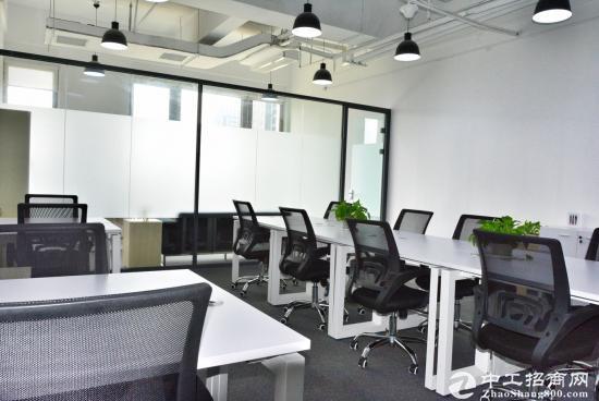 精装修办公室出租 费用全包 带办公家私 可注.册