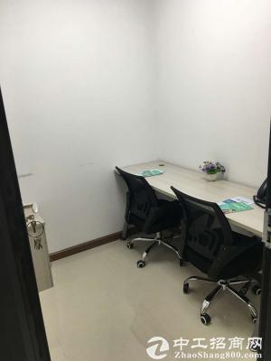 华强北商务小办公室出租费用全包低至1380元有凭证