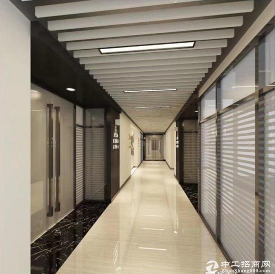 西平商圈)东方创业大厦,精装带办公设备,拎包办公