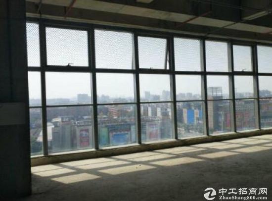长安万科中心写字楼出租业主包装修60元/平