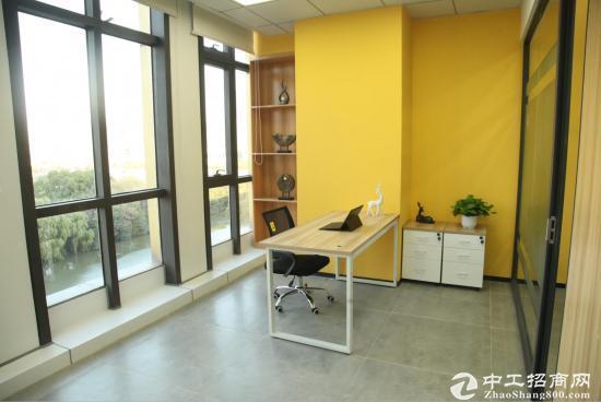 精装办公室会议室培训室出租可短租