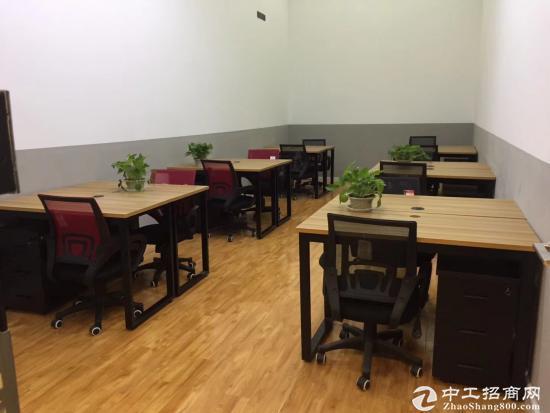 精装带家具配套经理室!专业化服务创业园可申创业补贴