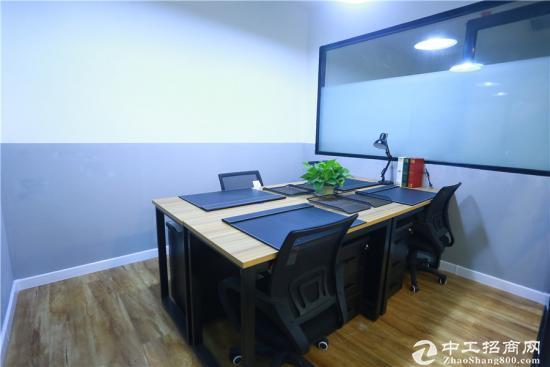 600元/月 高端写字楼 精装配家具