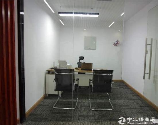 福永地铁口同泰时代广场全新装修272平米4+1格局