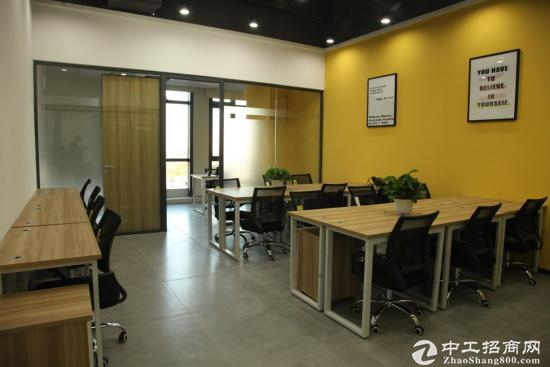 福明小面积写字楼办公室出租可注册超低价免佣
