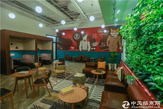(市南创业孵化基地)2~10人小户型办公室出租