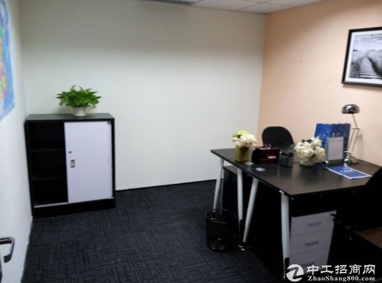 (非中介)时代广场 小型办公室出租 精装