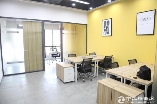 世纪东方商业广场办公室写字楼出租精装修配送家私