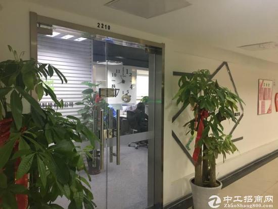 时代广场280平办公室出租(精装、配家具)