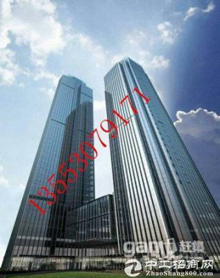 青岛国际金融中心精装整层
