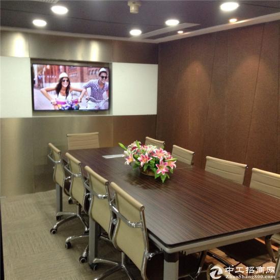 市南核心写字楼办公室出租精装全套家具拎包入驻可享补贴