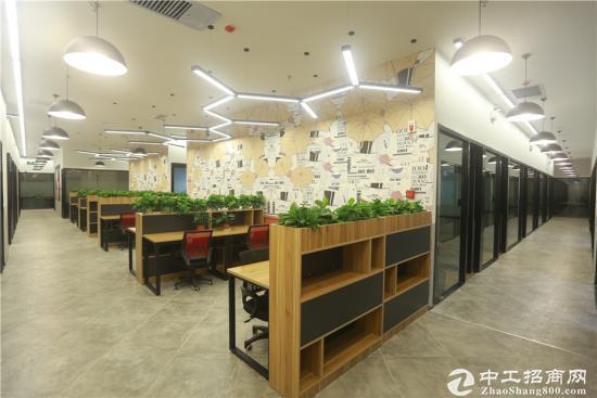 开业半价商业综合体小体量办公室出租1至15人可选