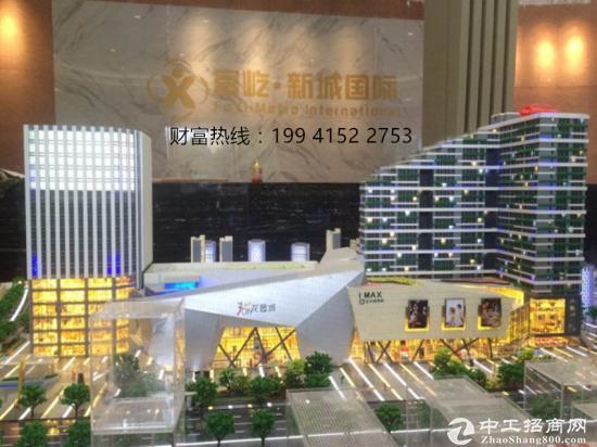 南京双地铁口,45㎡精装修公寓【富屹新城国际】