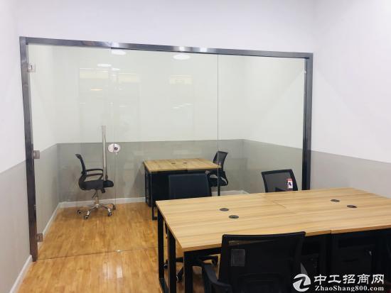 时尚商务创业空间精装写字间1至12人办公可选