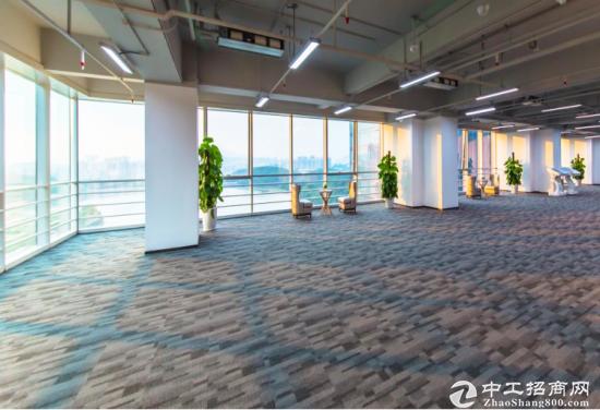 龙岗坂田甲级写字楼1100㎡ 层高 5.4米 使用率达75%