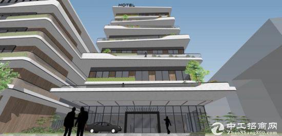 全新有手续酒店写字楼物业23850平米招租