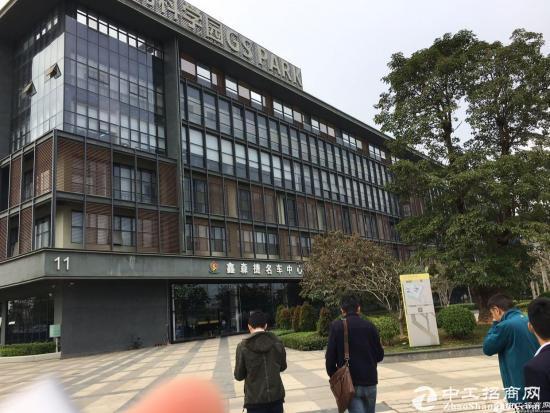 深圳市孵化器五和大道边270-500平办公室出租图片2