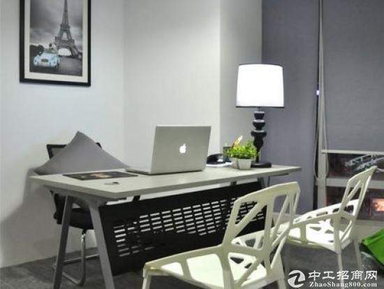 南联地铁旁摩尔城2000平精装办公室,150平起租图片1