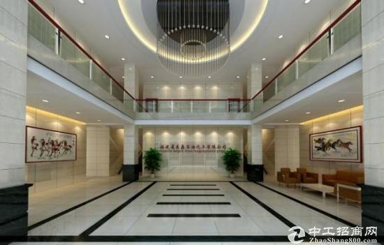 南联地铁旁摩尔城2000平精装办公室,150平起租图片5